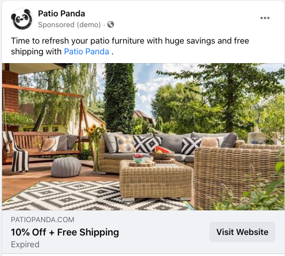 Facebook Ad Creation